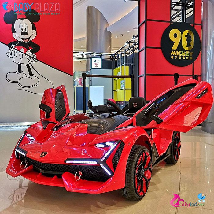 Xe hơi điện Lamborghini cho bé TA666 2