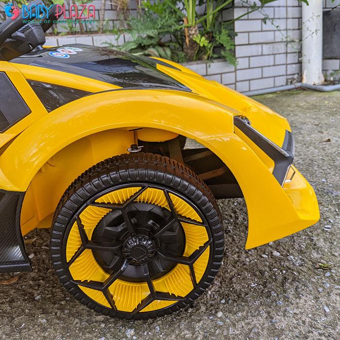 Xe hơi điện Lamborghini cho bé TA666 22