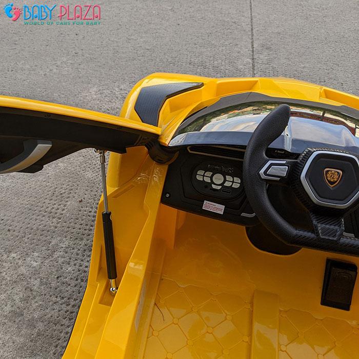 Xe hơi điện Lamborghini cho bé TA666 24