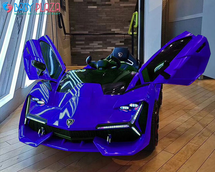 Xe hơi điện Lamborghini cho bé TA666 3