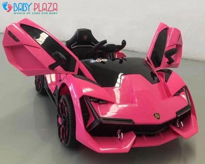 Xe hơi điện Lamborghini cho bé TA666 4