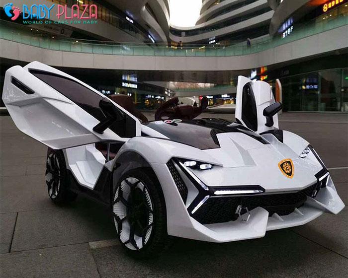 Xe hơi điện Lamborghini cho bé TA666 5
