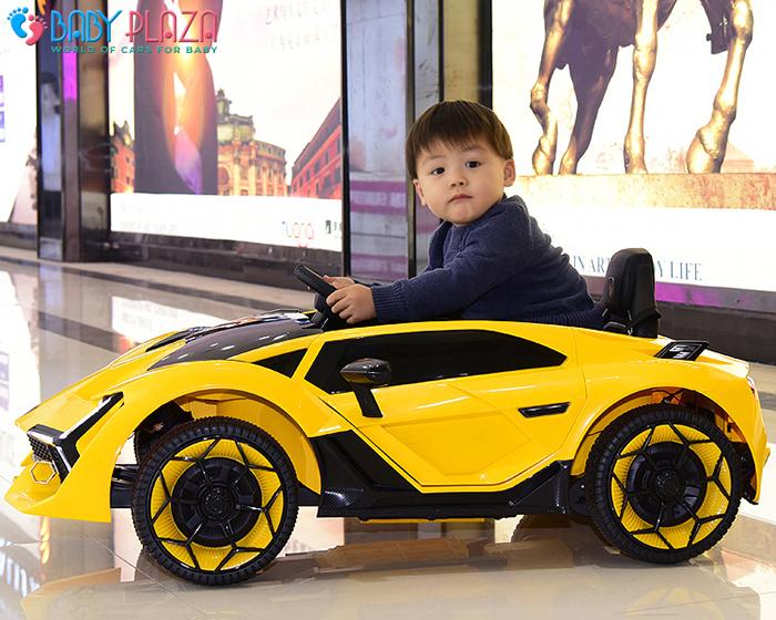 Xe hơi điện Lamborghini cho bé TA666 6