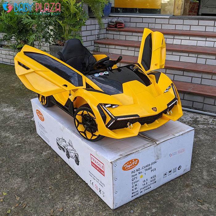 Xe hơi điện Lamborghini cho bé TA666 7