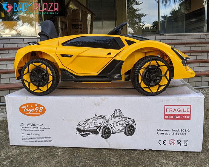Xe hơi điện Lamborghini cho bé TA666 8
