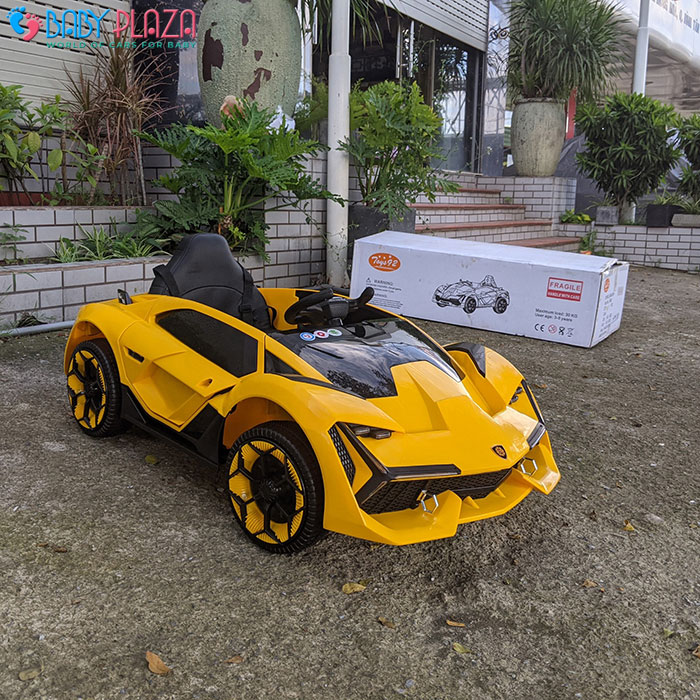 Xe hơi điện Lamborghini cho bé TA666 9