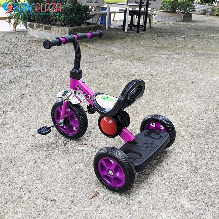 Xe đạp trẻ em 3 bánh Broller 819 10