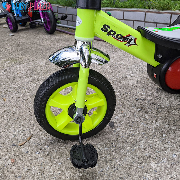 Xe đạp trẻ em 3 bánh Broller 819 15
