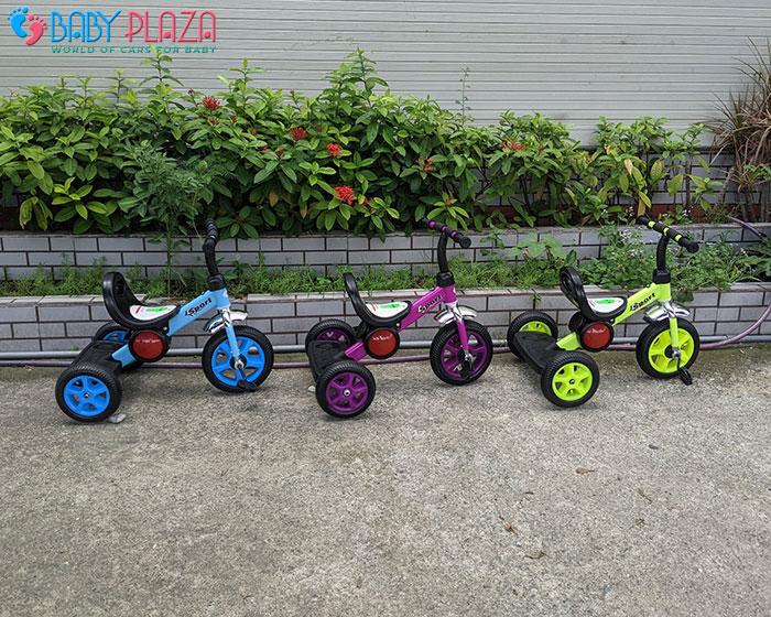 Xe đạp trẻ em 3 bánh Broller 819 2