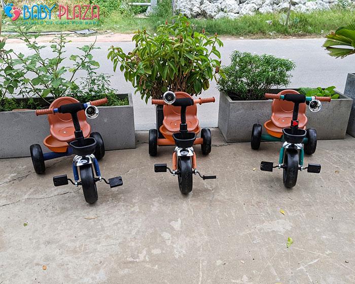 Xe đạp ba bánh cho bé Broller 902 1