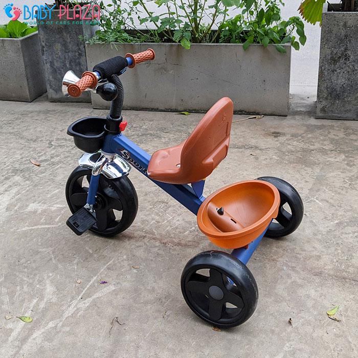 Xe đạp ba bánh cho bé Broller 902 10