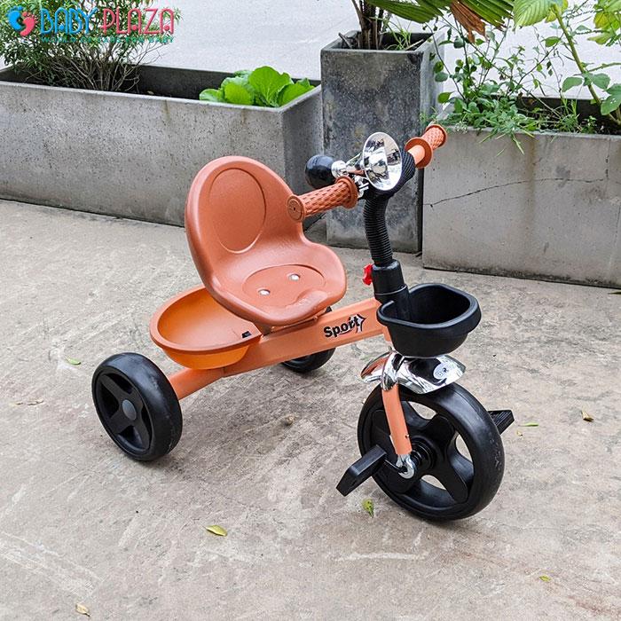 Xe đạp ba bánh cho bé Broller 902 13