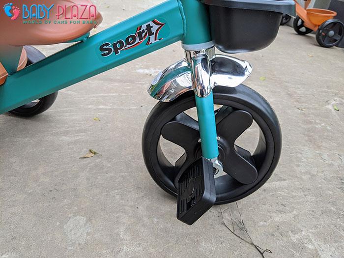 Xe đạp ba bánh cho bé Broller 902 17
