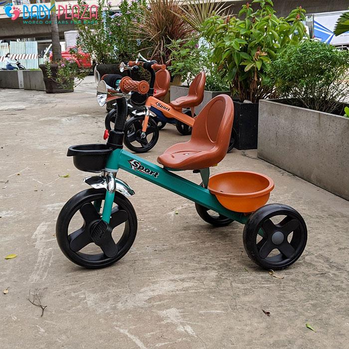 Xe đạp ba bánh cho bé Broller 902 6