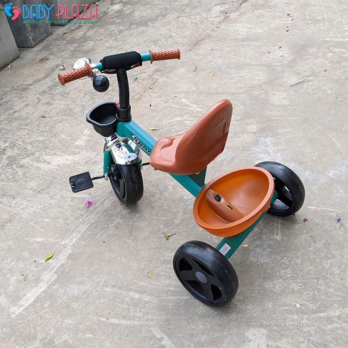 Xe đạp ba bánh cho bé Broller 902 7