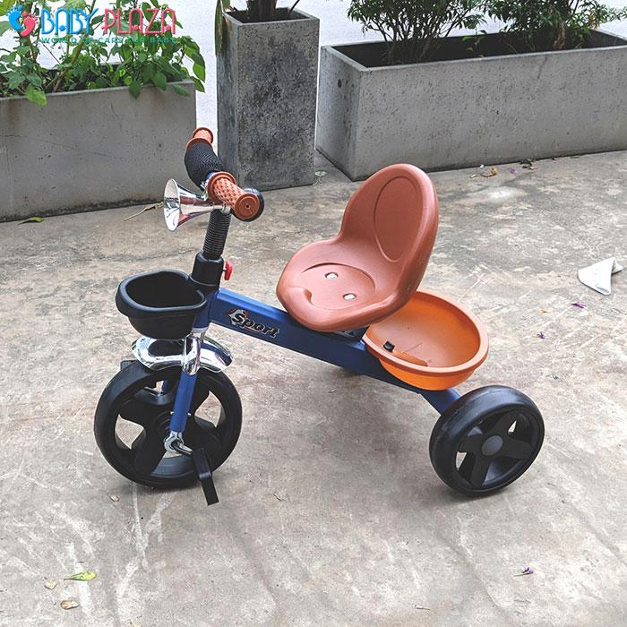 Xe đạp ba bánh cho bé Broller 902 9