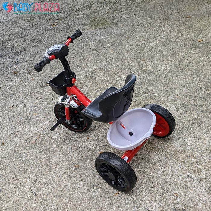 Xe đạp 3 bánh có đèn có nhạc Broller 916 15