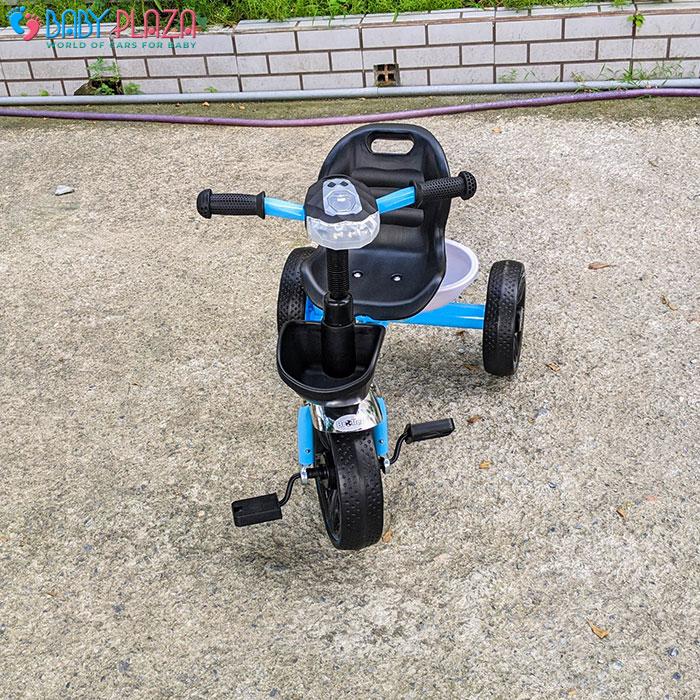 Xe đạp 3 bánh có đèn có nhạc Broller 916 4