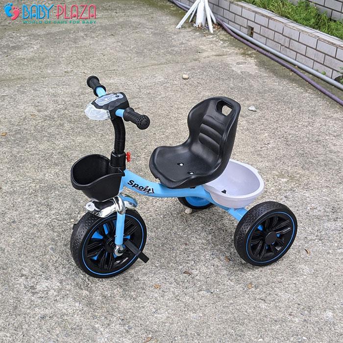 Xe đạp 3 bánh có đèn có nhạc Broller 916 5