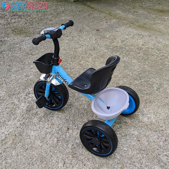 Xe đạp 3 bánh có đèn có nhạc Broller 916 6