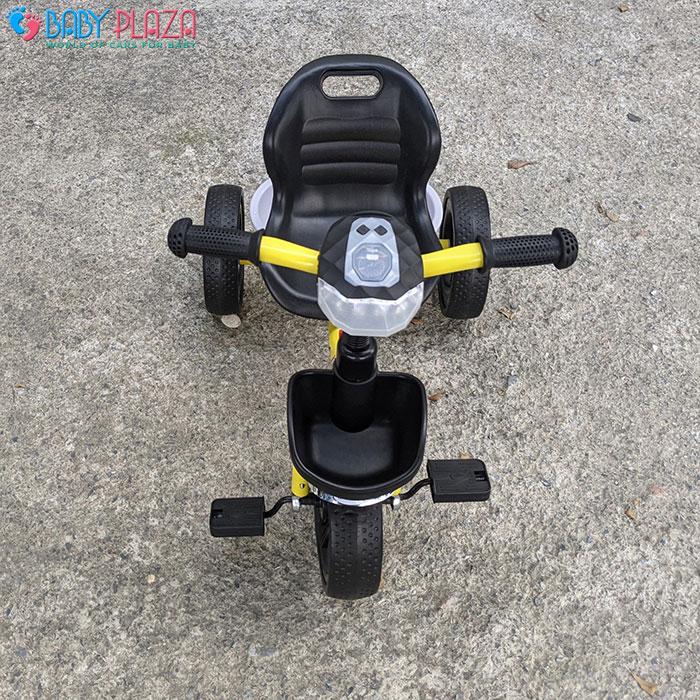 Xe đạp 3 bánh có đèn có nhạc Broller 916 8