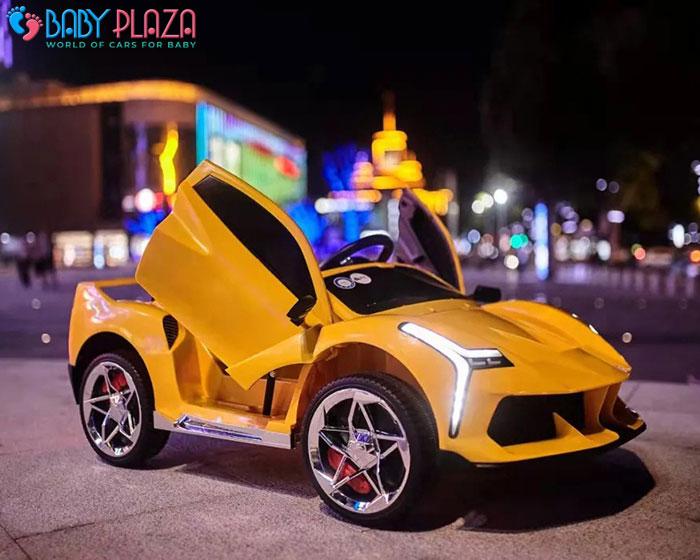 Xe hơi điện siêu sang cho trẻ BY699 1