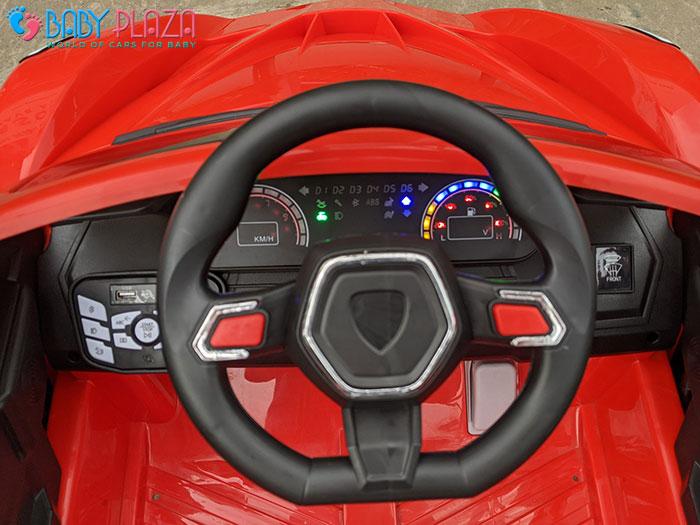 Xe hơi điện siêu sang cho trẻ BY699 13