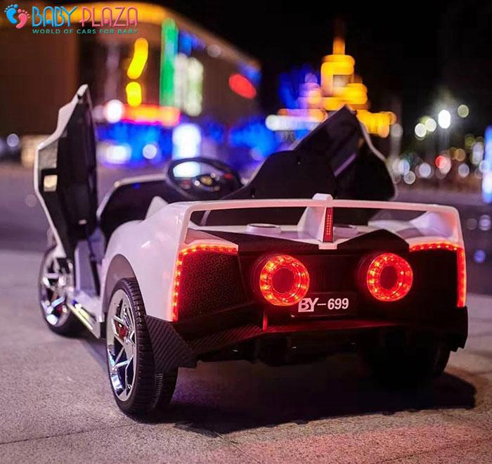 Xe hơi điện siêu sang cho trẻ BY699 3