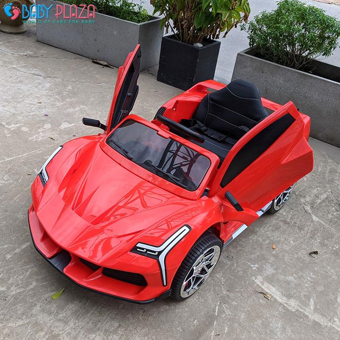 Xe hơi điện siêu sang cho trẻ BY699 5