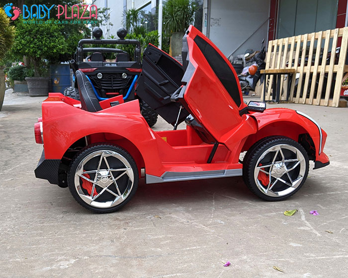 Xe hơi điện siêu sang cho trẻ BY699 8