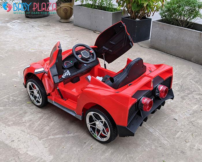 Xe hơi điện siêu sang cho trẻ BY699 9