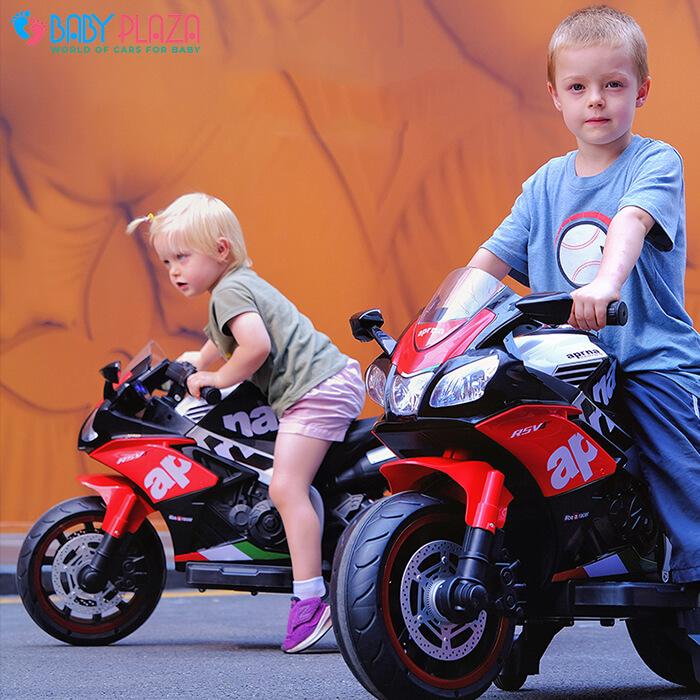 Xe mô tô thể thao trẻ em N666 1