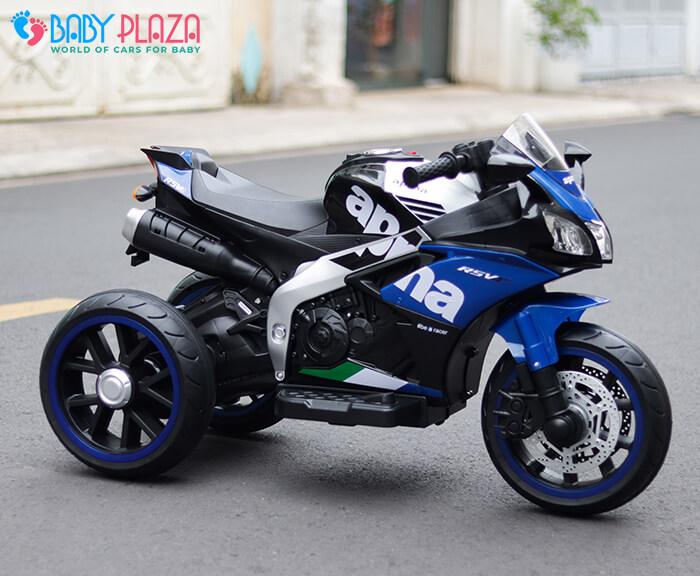 Xe mô tô thể thao trẻ em N666 10
