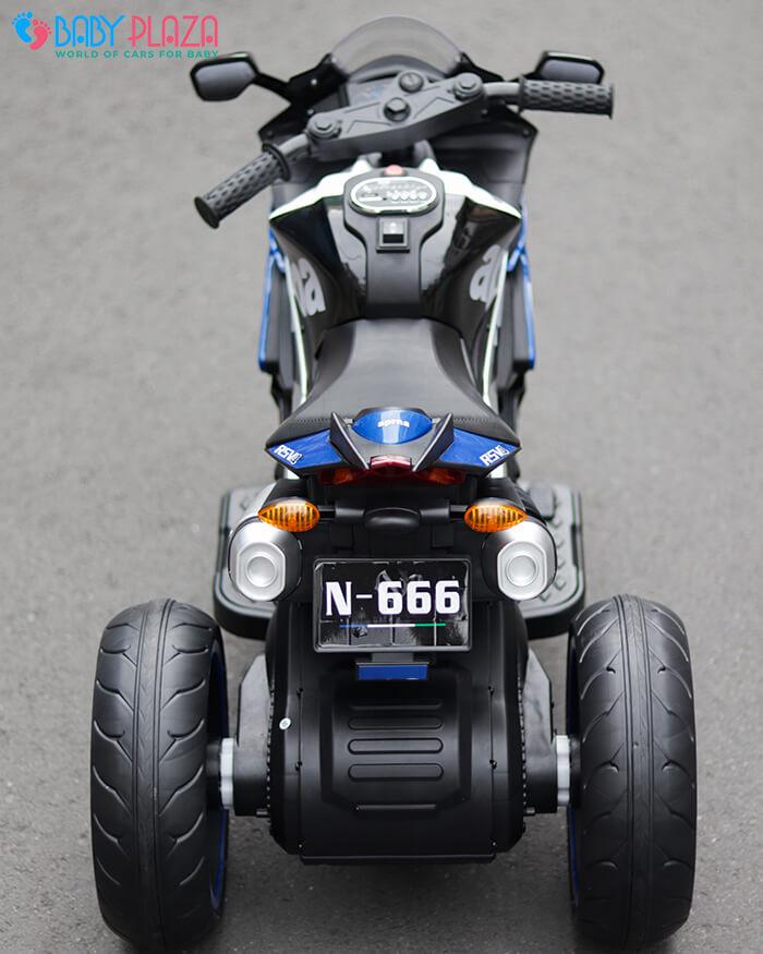 Xe mô tô thể thao trẻ em N666 11