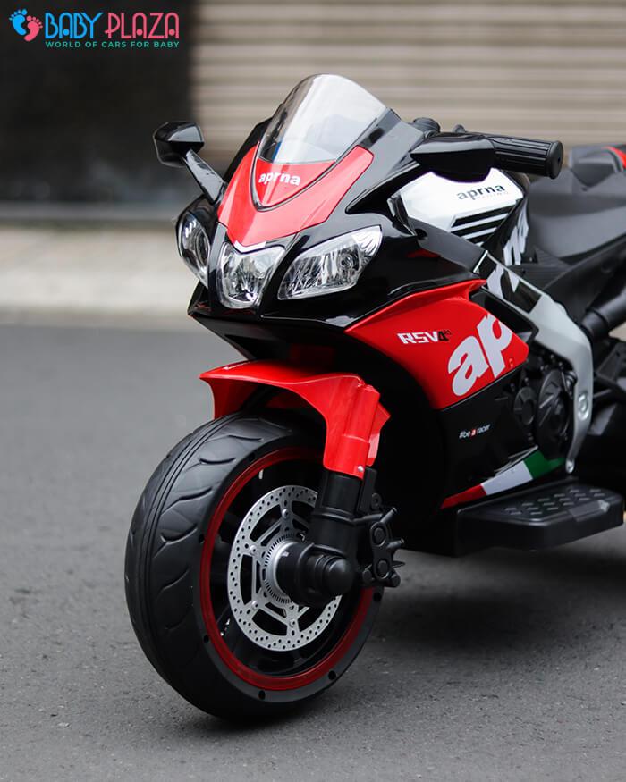 Xe mô tô thể thao trẻ em N666 14