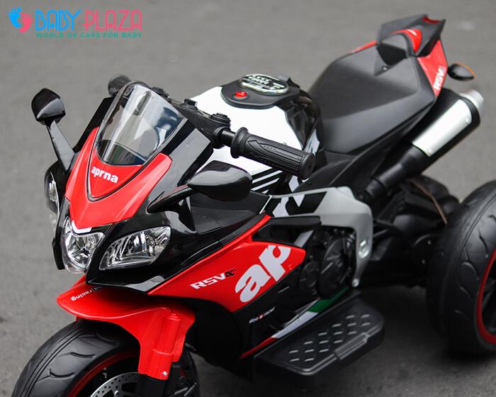Xe mô tô thể thao trẻ em N666 15