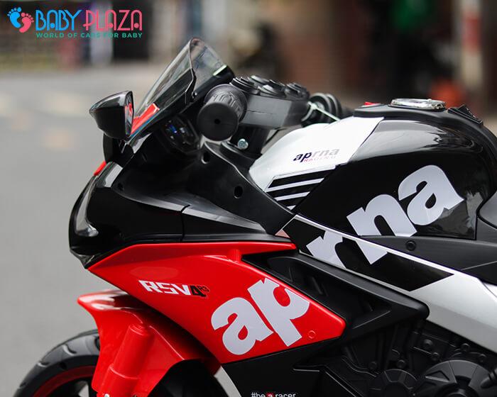Xe mô tô thể thao trẻ em N666 16