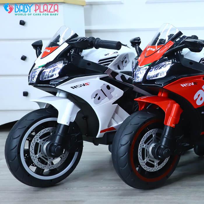 Xe mô tô thể thao trẻ em N666 2