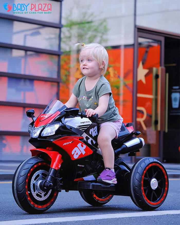 Xe mô tô thể thao trẻ em N666 3