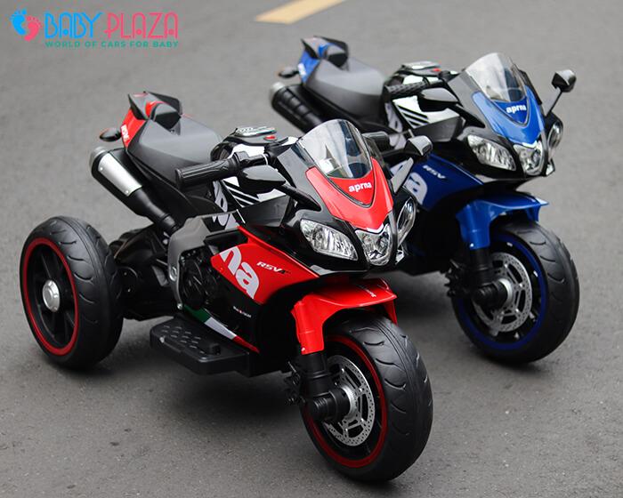 Xe mô tô thể thao trẻ em N666 5