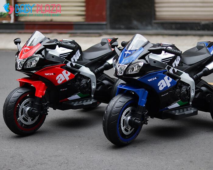 Xe mô tô thể thao trẻ em N666 8